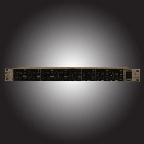 Behringer Behringer DI800 Phantom Powered 8-Ch DI-Box