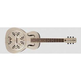 Gretsch Guitars G9231 Bobtail Steel Sqr-Neck A.E. Steel Bdy Spider Cone Res, Gtr, Fishman Nashville Res. Pickup