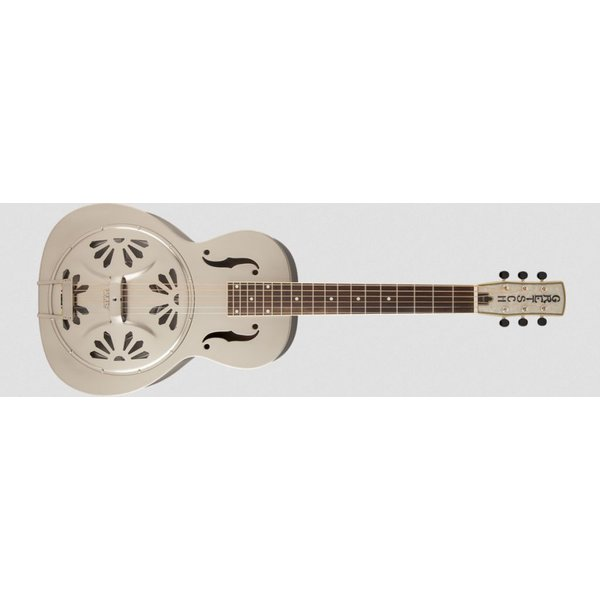Gretsch Guitars G9231 Bobtail Steel Sqr-Neck A.E. Steel Bdy Spider Cone Res, Gtr, Fishman Nashville Res. Pickup