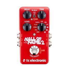 TC Electronics TC Electronic Hall of Fame 2 Reverb