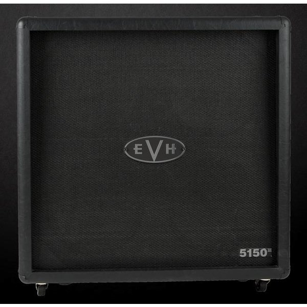 EVH 5150III 100S 4 x12 Cabinet, Stealth Black