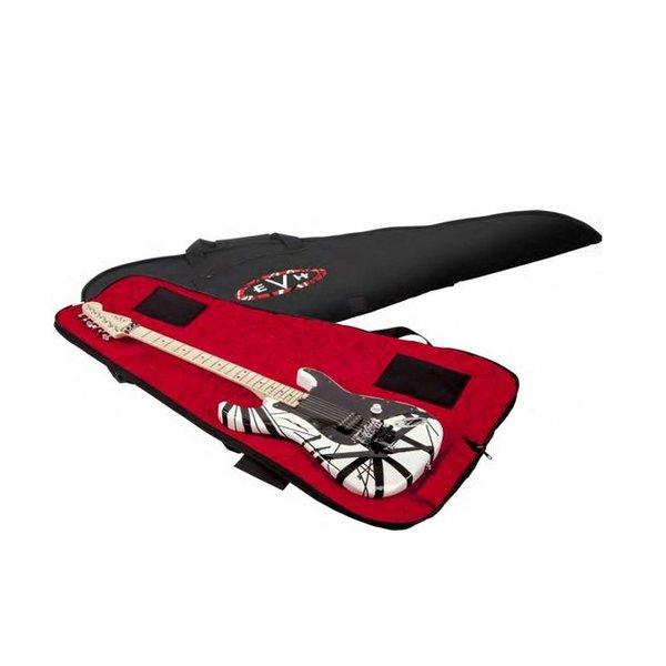 EVH EVH Gig Bag, Black with Red Interior