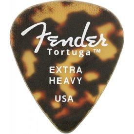 Fender Fender Tortuga 351 Extra Heavy Shell Picks 6 pk