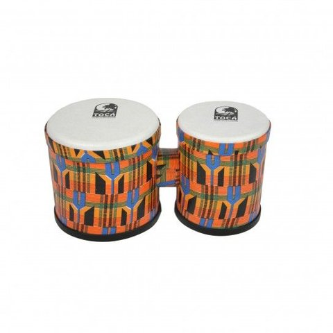 NEW Toca Freestyle Bongos - Kente