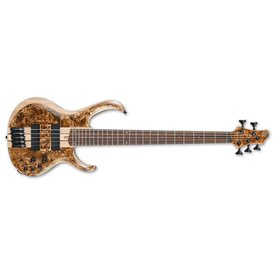 Ibanez Ibanez BTB Bass Workshop 5str Electric Bass - Antique Brown Stained Low Gloss
