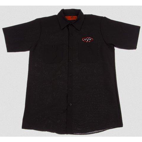 EVH Woven Shirt, Black, XL
