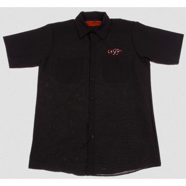 EVH EVH Woven Shirt, Black, XL
