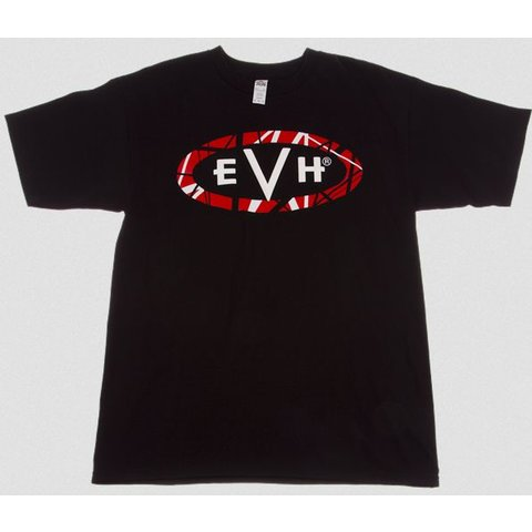 EVH Logo T-Shirt, Black, XXL