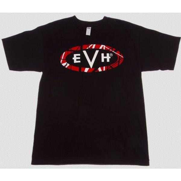 EVH EVH Logo T-Shirt, Black, S