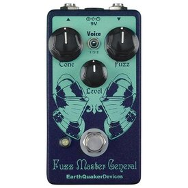 EarthQuaker Devices Earthquaker Devices Fuzz Master General Octave Fuzz Blaster
