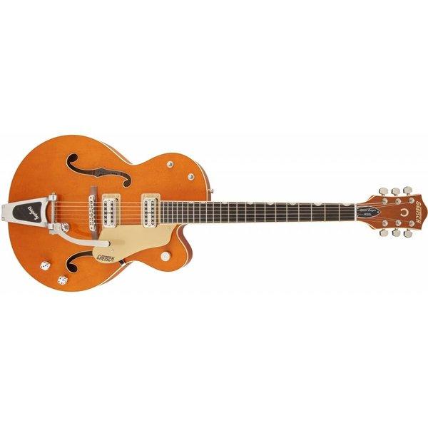 Gretsch Guitars Gretsch G6120SSLVO Brian Setzer Nashville w/ Bigsby, TV Jones Setzer Pickups, Vint. OS, Lacquer