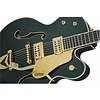 Gretsch G6196T-59 Vint Select Edtn 59 Country Club Hllw Bdy w Bigsby, TV Jones Cadillac Grn Lacquer