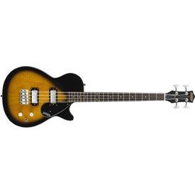 Gretsch Guitars Gretsch G2224 Junior Jet Bass II Rosewood Fngrbrd 30.3'' Scale, Tobacco Sunburst