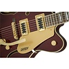 Gretsch G5422TG Electromatic Hollow Double-Cut w/ Bigsby, Gold Hw, Walnut Stain