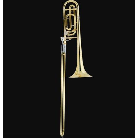Bach TB200BCC Performance Tenor Trombone w/ F Rotor & Cargo Case