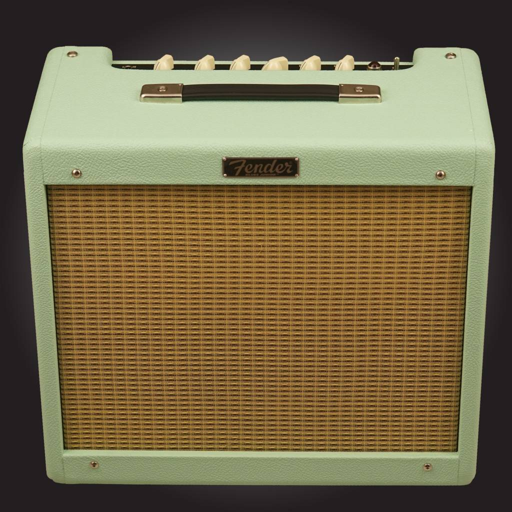 Fender Blues Jr Surf P12Q 120V FSR2018