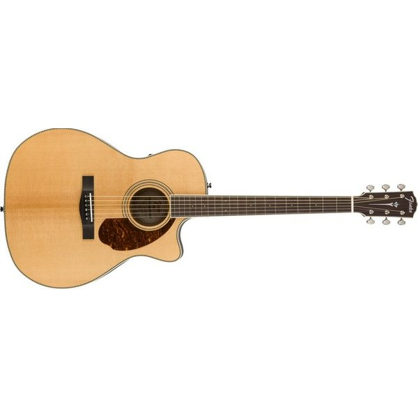 Fender PM-4CE Auditorium Limited, Natural