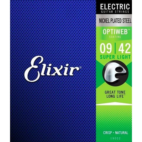 Elixir OptiWeb Super Light 19002 09-42