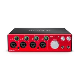 Focusrite Focusrite Clarett 4Pre USB Audio Interface