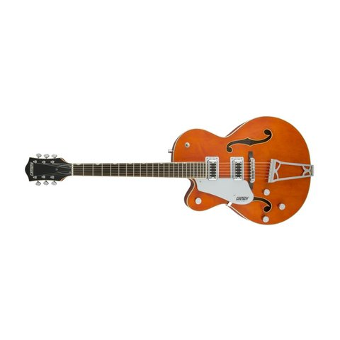 G5420LH Electromatic Hollow Body Single-Cut Left-Handed, Orange Stain