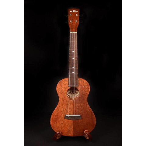 Kala 1MHG-T Satin Doghair/All Solid Mahogany Tenor Ukulele