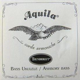 Kala Kala AQ-TG-4 Aquila Thundergut Ubass 4 String Set, White