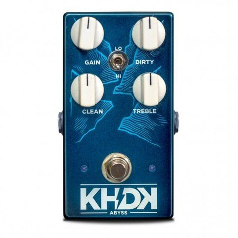 KHDK Abyss Bass Overdrive