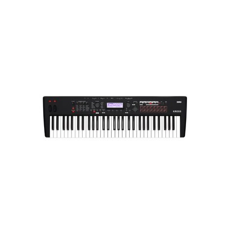 Korg Kross 2 61-Key Performance Synth Workstation