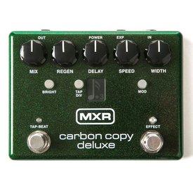MXR Dunlop M292 MXR Carbon Copy Deluxe