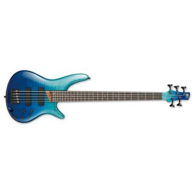 Ibanez Ibanez SR Standard 5str Electric Bass - Blue Reef Gradation