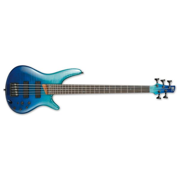Ibanez Ibanez SR Standard 5str Electric Bass - Blue Reef Gradation