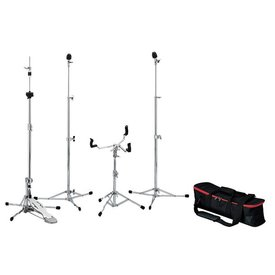 TAMA TAMA The Classic Series Hardware 4-piece Hardware Pack with Carrying Bag