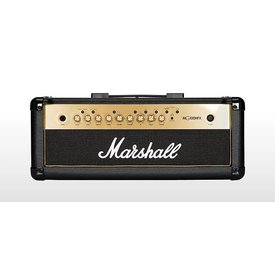 Marshall Marshall MG Gold 100 Watt head w/ 4 programmable channels, FX, MP3 input