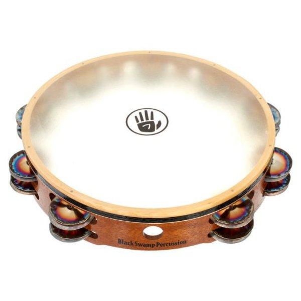 Black Swamp Percussion LLC Black Swamp TD1 Chromium 25'' Tambourine