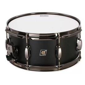 TAMA Tama Limited Edition Artwood Maple Snare Drum - 6.5''x14, ''Matte Black