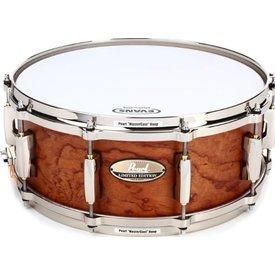 "Pearl Pearl MCXBG1455S/N 14"" x 5"" MCX Limited Edition Snare Drum Nickel"