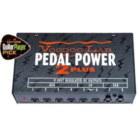 Voodoo Lab Voodoo Lab Pedal Power 2 Plus 120V