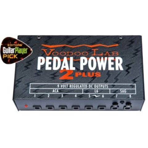 Voodoo Lab Pedal Power 2 Plus 120V