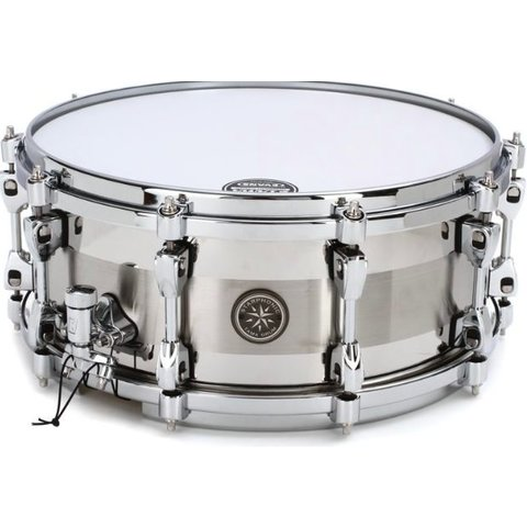 Tama 6''x14'' Starphonic Stainless Steel Snare Drum