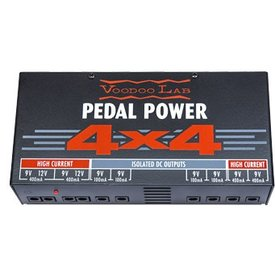 Voodoo Lab Voodoo Lab Pedal Power 4x4 120V