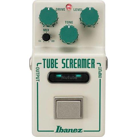 Ibanez NU Tube Screamer Overdrive Pro / NUTUBE