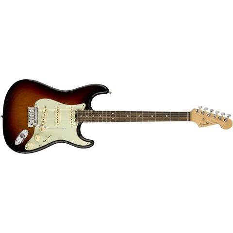 American Elite Stratocaster, Ebony Fingerboard, 3-Color Sunburst