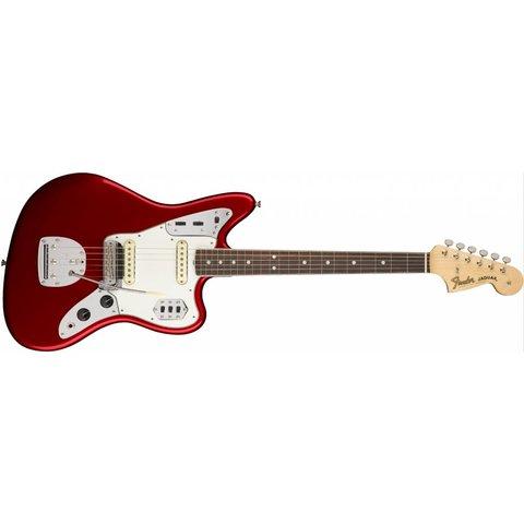 American Original '60s Jaguar, Rosewood Fingerboard, Candy Apple Red