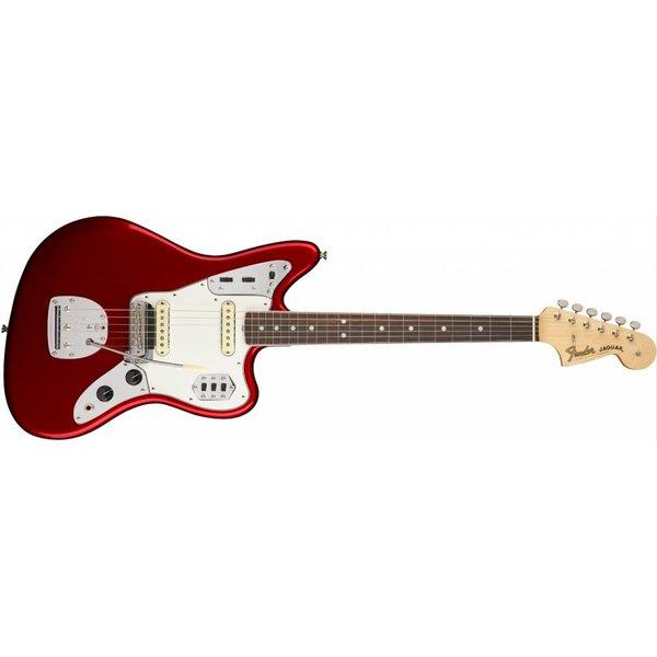 Fender American Original '60s Jaguar, Rosewood Fingerboard, Candy Apple Red