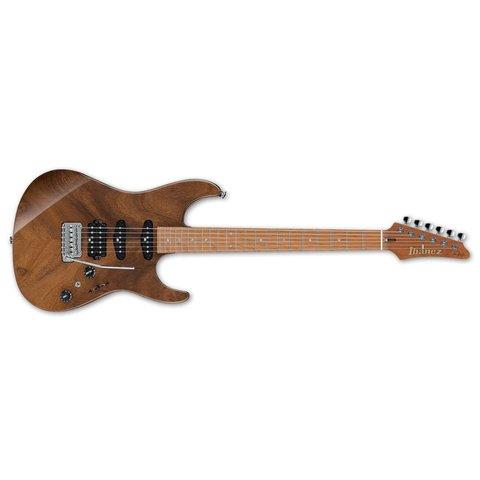 Ibanez Tom Quayle Signature 6str Electric Guitar w/Case - Natural