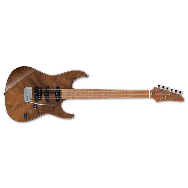 Ibanez Ibanez Tom Quayle Signature 6str Electric Guitar w/Case - Natural