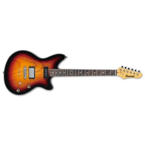 Ibanez Chirs Miller Signature 6str Electric Guitar - Tri Fade Burst