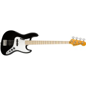 Fender American Original '70s Jazz Bass, Maple Fingerboard, Black