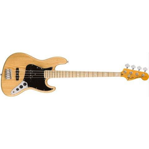 American Original '70s Jazz Bass, Maple Fingerboard, Natural
