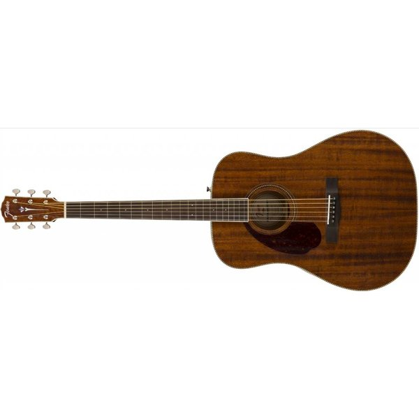 Fender PM-1 Dreadnought All-Mahogany LH, Natural
